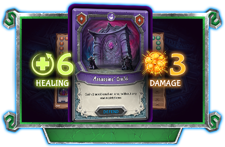 Lightseekers Trading Card Game