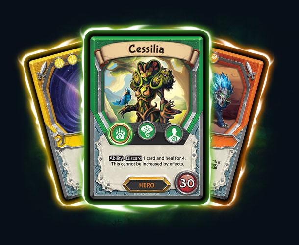 Decks & Strategy - Lightseekers Trading Card Game